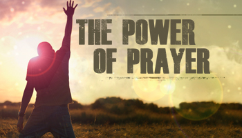 The power of prayer1
