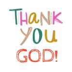 Thanking God5